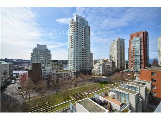 """Photo 15: # 704 1455 HOWE ST in Vancouver: Yaletown Condo for sale in """"POMARIA"""" (Vancouver West)  : MLS®# V1010474"""