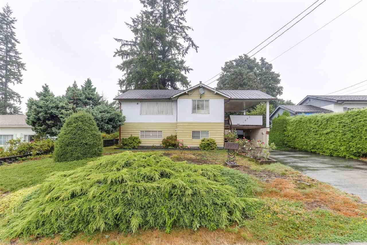 Main Photo: 1405 SMITH Avenue in Coquitlam: Central Coquitlam House for sale : MLS®# R2399074