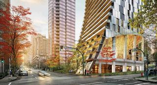 "Photo 5: 402 1550 ALBERNI Street in Vancouver: West End VW Condo for sale in ""Alberni By Kengo Kuma"" (Vancouver West)  : MLS®# R2312567"