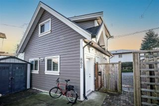 Photo 28: 886 E KING EDWARD Avenue in Vancouver: Fraser VE House for sale (Vancouver East)  : MLS®# R2529648