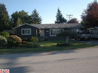 Photo 1: 15410 17A Avenue in Surrey: King George Corridor House for sale (South Surrey White Rock)  : MLS®# F1026772