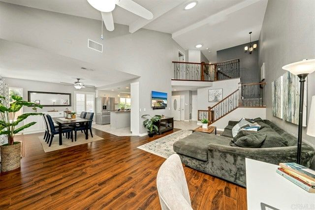 Main Photo: Townhouse for sale : 4 bedrooms : 7937 Mission Bonita Drive in San Diego