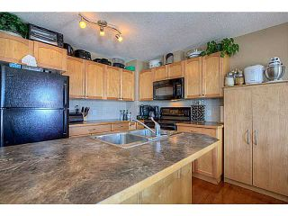 Photo 3: 111 Hillview Terrace: Strathmore Townhouse for sale : MLS®# C3601996