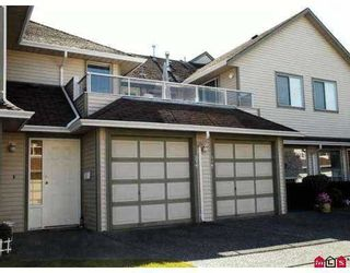 "Main Photo: 13725 72A Ave in Surrey: East Newton Townhouse for sale in ""Park Place Estates"" : MLS®# F2625979"