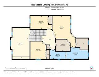 Photo 50: 1226 SECORD Landing in Edmonton: Zone 58 House for sale : MLS®# E4254285