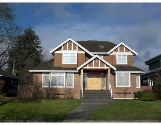 Main Photo: 1717 W. 57th Ave, in Vancouver: South Granville House for sale (Vancouver West)  : MLS®#  V806779