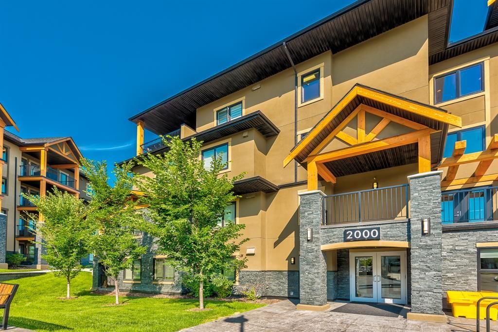 Photo 2: Photos: 2105 450 Kincora Glen Road NW in Calgary: Kincora Apartment for sale : MLS®# A1126797