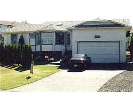 Main Photo: 787 Court Pl in VICTORIA: SE High Quadra House for sale (Saanich East)  : MLS®# 132712