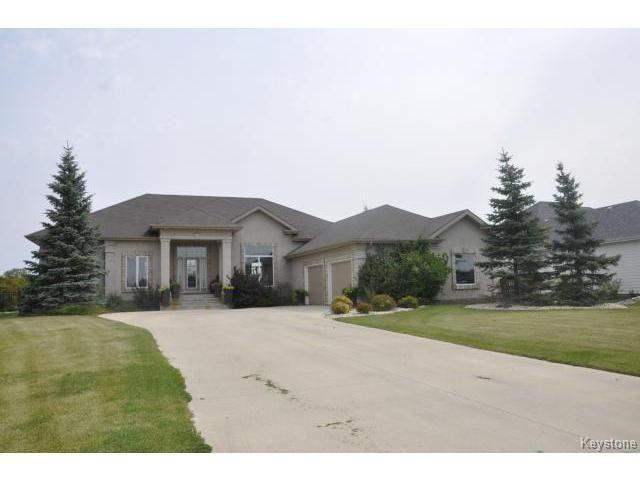 Main Photo: 12 OAKMONT Crescent in HEADINGLEY: Headingley South Residential for sale (South Winnipeg)  : MLS®# 1318121
