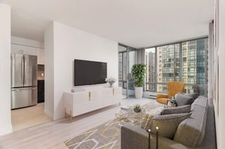 """Photo 1: 1902 1288 W GEORGIA Street in Vancouver: West End VW Condo for sale in """"RESIDENCES ON GEORGIA"""" (Vancouver West)  : MLS®# R2625011"""