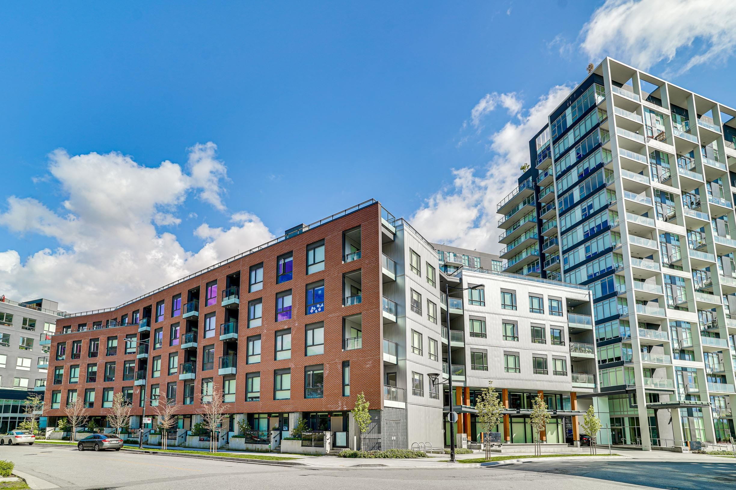 Main Photo: 214 8508 RIVERGRASS Drive in Vancouver: South Marine Condo for sale (Vancouver East)  : MLS®# R2614845