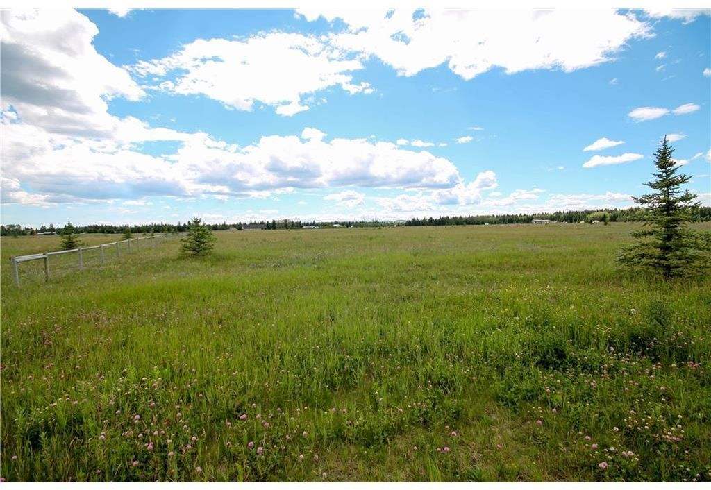 Main Photo: #6 Country Haven Acres: Rural Mountain View County Land for sale : MLS®# A1034872