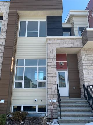 Photo 9: 406 1530 Bayside Avenue SW: Airdrie Row/Townhouse for sale : MLS®# A1124400