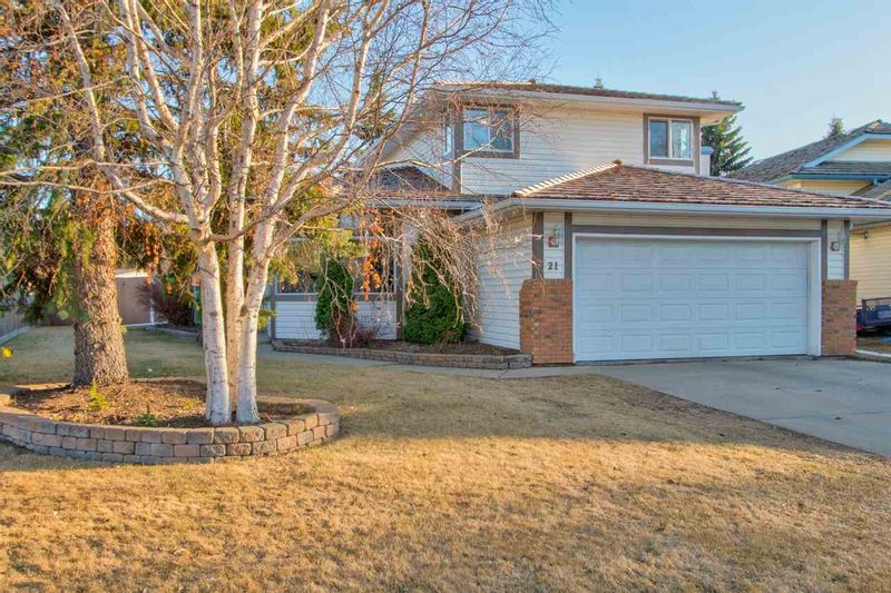 FEATURED LISTING: 21 ERIN RIDGE Drive St. Albert