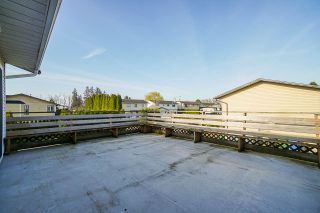 Photo 27: 1509 KIMBERLEY Street in Abbotsford: Poplar House for sale : MLS®# R2560287