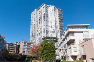 Photo 1: 502 1288 MARINASIDE CRESCENT in Vancouver: Yaletown Condo for sale (Vancouver West)  : MLS®# R2316132