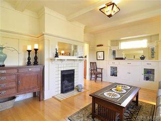 Photo 3: 2620 Belmont Ave in VICTORIA: Vi Oaklands House for sale (Victoria)  : MLS®# 622430