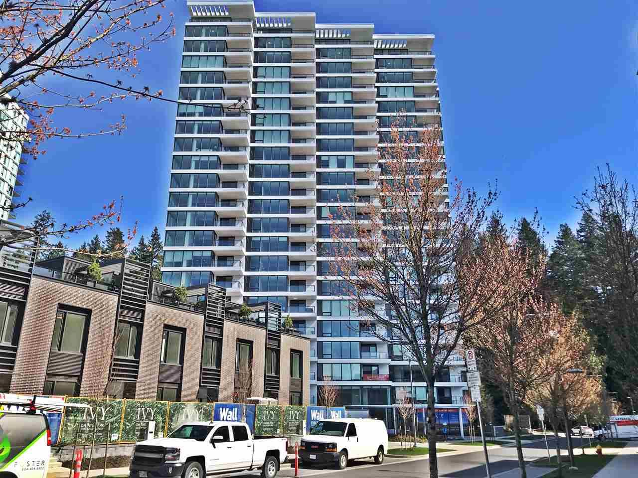 """Main Photo: 906 5629 BIRNEY Avenue in Vancouver: University VW Condo for sale in """"Ivy on the Park"""" (Vancouver West)  : MLS®# R2555747"""