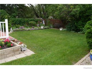 Photo 15: 14 Macalester Bay in Winnipeg: Fort Richmond Residential for sale (1K)  : MLS®# 1625516