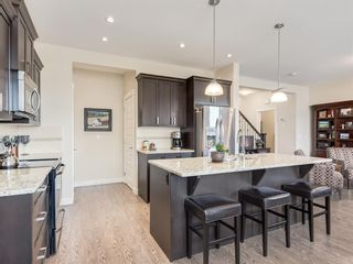 Photo 5: 1602 1086 Williamstown Boulevard NW: Airdrie Row/Townhouse for sale : MLS®# A1047528