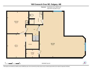 Photo 44: 168 Cranarch Crescent SE in Calgary: Cranston Detached for sale : MLS®# A1144196