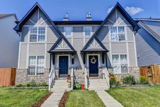 Photo 1: 133 ELGIN MEADOWS View SE in Calgary: McKenzie Towne Semi Detached for sale : MLS®# A1018982