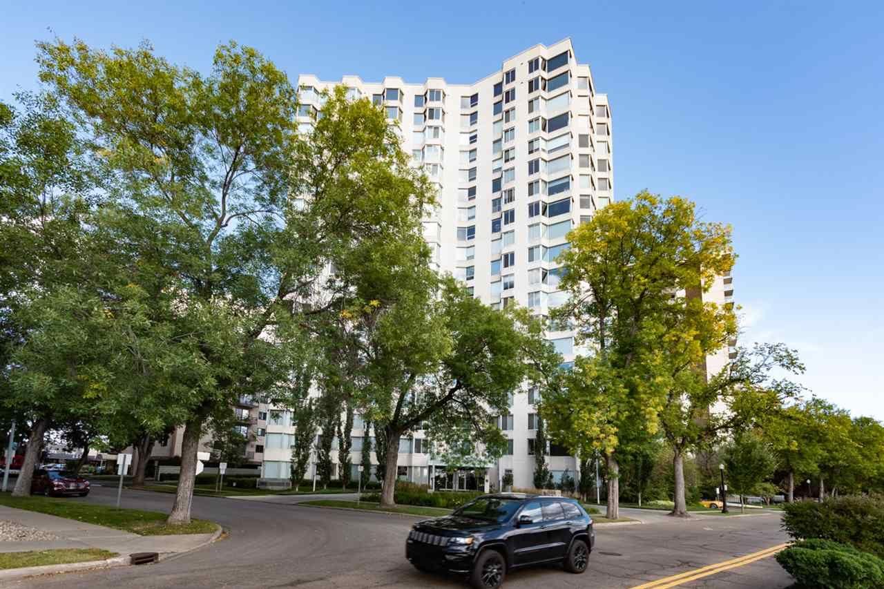 Main Photo: 402 11826 100 Avenue in Edmonton: Zone 12 Condo for sale : MLS®# E4242852