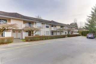 """Photo 2: 235 5641 201 Street in Langley: Langley City Townhouse for sale in """"THE HUNTINGDON"""" : MLS®# R2620251"""