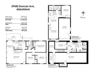 Photo 9: 29342 DUNCAN Avenue in Abbotsford: Aberdeen House for sale : MLS®# R2619479