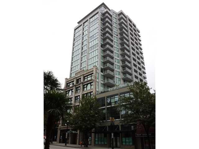 """Main Photo: 1212 668 COLUMBIA Street in New Westminster: Quay Condo for sale in """"TRAPP & HOLBROOK"""" : MLS®# V1136524"""
