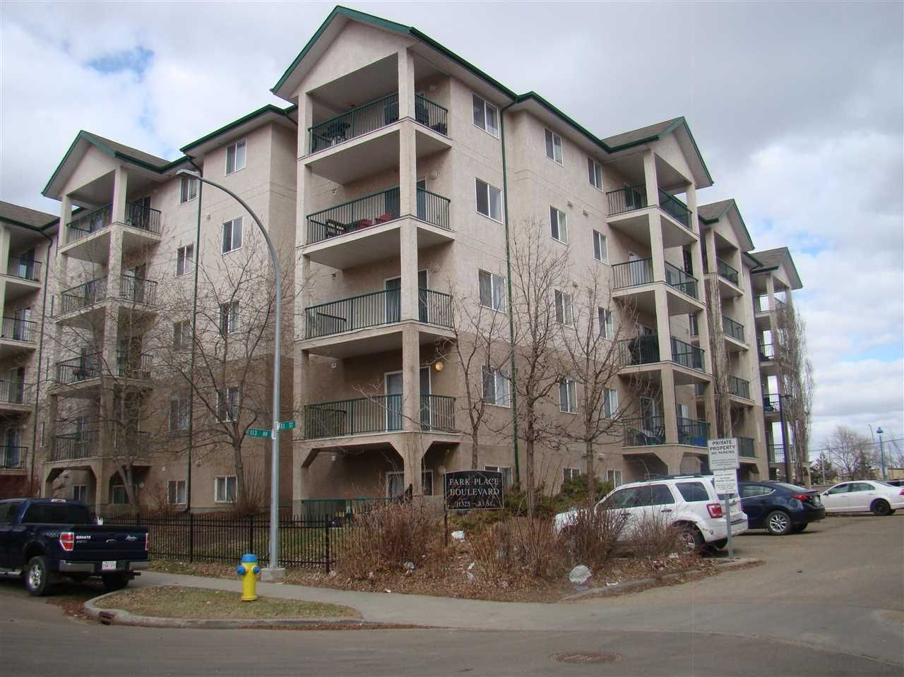 Main Photo: 231 11325 83 Street in Edmonton: Zone 05 Condo for sale : MLS®# E4241139