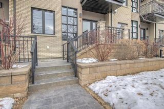 Main Photo: 5 540 21 Avenue SW in Calgary: Cliff Bungalow Row/Townhouse for sale : MLS®# A1065426