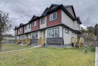 Photo 2: 10205 114 Avenue in Edmonton: Zone 08 Townhouse for sale : MLS®# E4219414