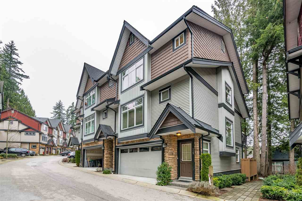 """Main Photo: 115 6299 144TH STREET Street in Surrey: Sullivan Station Townhouse for sale in """"Altura"""" : MLS®# R2529143"""