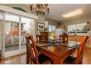 """Photo 6: # 28 15133 29A AV in Surrey: King George Corridor Townhouse for sale in """"STONEWOODS"""" (South Surrey White Rock)  : MLS®# F1325375"""