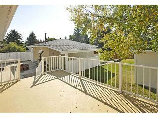 Photo 19: 5019 48 Street NW in CALGARY: Varsity Acres Residential Detached Single Family for sale (Calgary)  : MLS®# C3491966