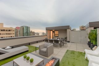 Photo 19: 805 1160 BURRARD Street in Vancouver: Downtown VW Condo for sale (Vancouver West)  : MLS®# R2409538