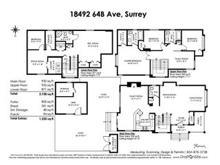 """Photo 20: 18492 64B Avenue in Surrey: Cloverdale BC House for sale in """"Clovervalley Station"""" (Cloverdale)  : MLS®# R2444631"""