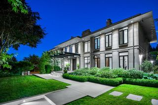 Photo 1: 1318 MINTO Crescent in Vancouver: Shaughnessy House for sale (Vancouver West)  : MLS®# R2619579
