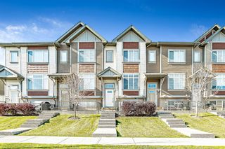 Main Photo: 674 Copperpond Boulevard SE in Calgary: Copperfield Row/Townhouse for sale : MLS®# A1152869