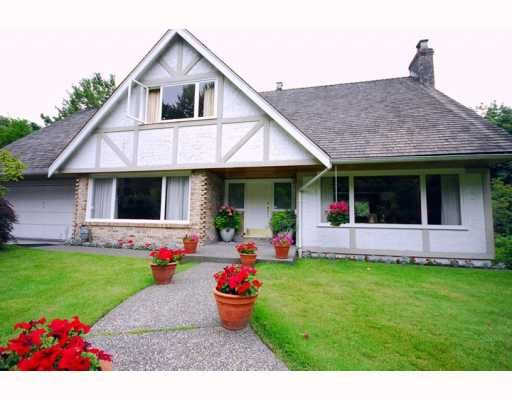 Main Photo: 610 SOUTHBOROUGH Drive in West_Vancouver: British Properties House for sale (West Vancouver)  : MLS®# V777094