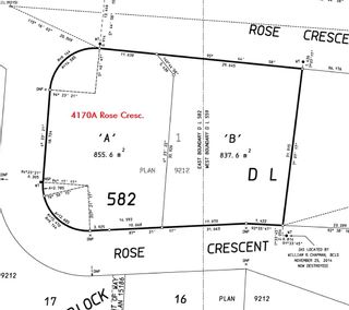Photo 4: 4170 A ROSE Crescent in West Vancouver: Sandy Cove Land for sale : MLS®# R2542454
