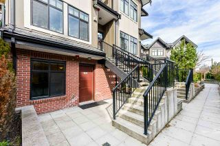 """Photo 2: 111 7180 BARNET Road in Burnaby: Westridge BN Townhouse for sale in """"Pacifico"""" (Burnaby North)  : MLS®# R2551030"""