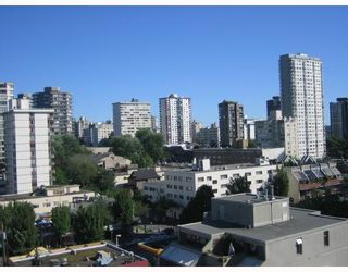 "Photo 6: 1002 1850 COMOX Street in Vancouver: West End VW Condo for sale in ""EL CID"" (Vancouver West)  : MLS®# V659012"