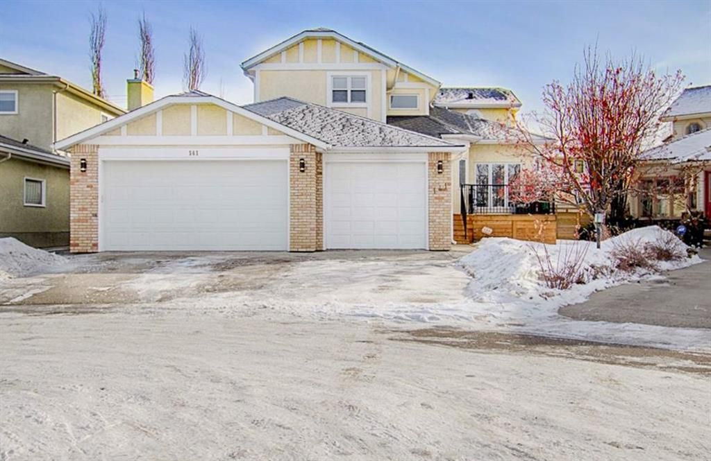 Main Photo: 141 Wood Valley Place SW in Calgary: Woodbine Detached for sale : MLS®# A1089498