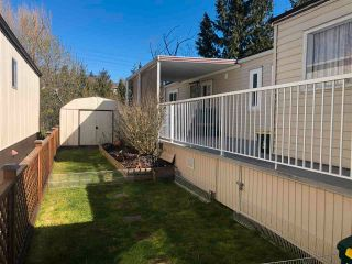 "Photo 22: 47 3300 HORN Street in Abbotsford: Central Abbotsford Manufactured Home for sale in ""GEORGIAN PARK"" : MLS®# R2564322"