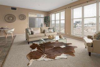 Photo 2: 426 4831 104A Street in Edmonton: Zone 15 Condo for sale : MLS®# E4237578