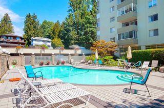 "Photo 27: 412 1425 ESQUIMALT Avenue in West Vancouver: Ambleside Condo for sale in ""Oceanbrook"" : MLS®# R2469530"