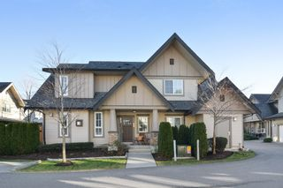 """Photo 1: 22 2501 161A Street in Surrey: Grandview Surrey Townhouse for sale in """"HIGHLAND PARK"""" (South Surrey White Rock)  : MLS®# R2135777"""