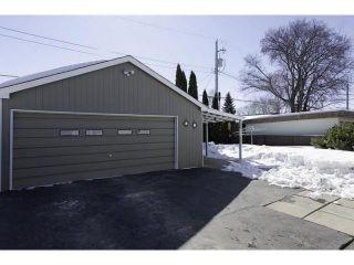 Photo 20: 1211 De Graff Place in WINNIPEG: North Kildonan Residential for sale (North East Winnipeg)  : MLS®# 1305134